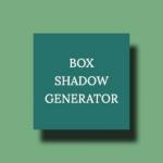 box-shadow-generator
