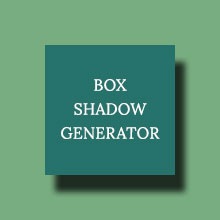 box-shadow-generator