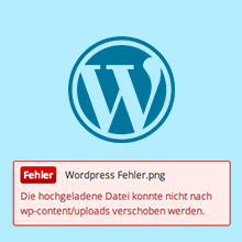 wordpress-upload-media-fehler